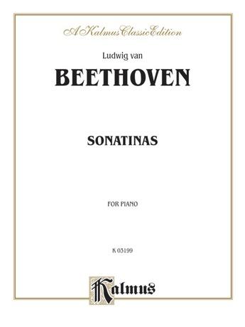 Beethoven: Sonatinas, Complete - Piano