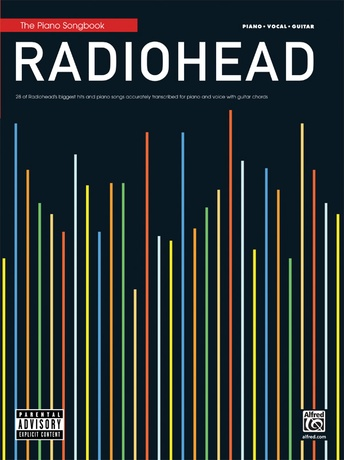 Paranoid Android Radiohead Pianovocalchords Sheet Music