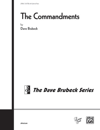 The Commandments - Choral