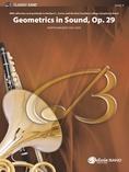 Geometrics in Sound, Op. 29 - Concert Band