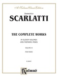 Scarlatti: The Complete Works, Volume VI - Piano
