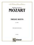 Mozart: Twelve Duets, K. 487 (Arranged) - String Ensemble