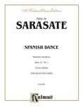 Sarasate: Spanish Dance, Op. 22, No. 1 (Romanza Andaluza) - String Instruments