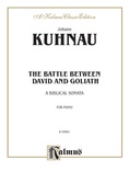 "Kuhnau: Sonata, ""David and Goliath"" - Piano"