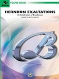 Herndon Exaltations (A Celebration of Excellence) - Concert Band