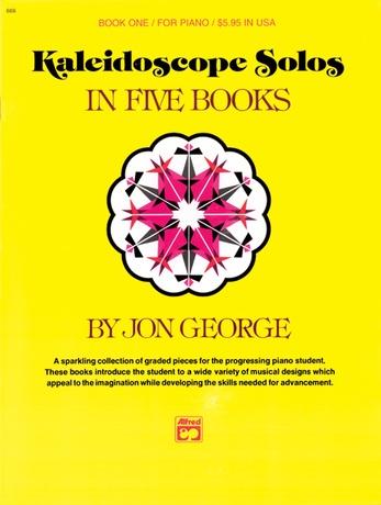 Kaleidoscope Solos, Book 1 - Piano