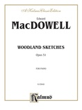 MacDowell: Woodland Sketches - Piano