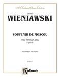 Wieniawski: Souvenir de Moscou (Two Russian Airs), Op. 6 - String Instruments