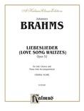 Brahms: Liebeslieder Walzer (Love Song Waltzes), Op. 52 - Choral Pax