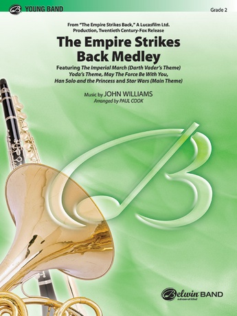 The Empire Strikes Back Medley - Concert Band