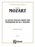 Mozart: Twelve Little Pieces from the Notebook of Wolfgang Mozart - String Instruments
