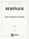 Beringer: Daily Technical Studies for Piano - Piano