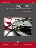 Conquest 1 (from the motion picture Ninja's Creed) - Concert Band