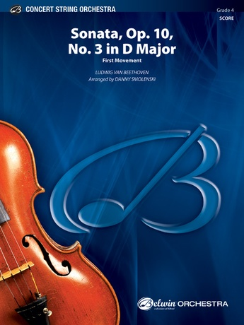 Sonata, Op. 10, No. 3 - String Orchestra