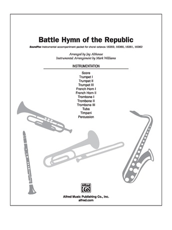 Battle Hymn of the Republic - Choral Pax