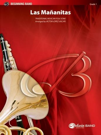 Las Mañanitas: 1st B-flat Trumpet -