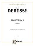 Debussy: String Quartet, Op. 10 - Piano