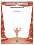 Hanukkah Is Here - Concert Band