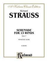 Strauss: Serenade for 13 Winds, Op. 7 - Mixed Ensembles