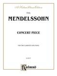 Mendelssohn: Concert Piece - Mixed Ensembles