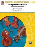 Burgundian Carol (Guillo Prends Ton Tamourin) - String Orchestra