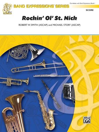 Rockin' Ol' St. Nick - Concert Band