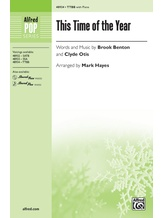 This Time of the Year - Choral