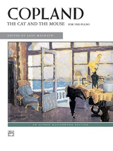 Copland, The Cat and the Mouse - Piano Solo - Piano