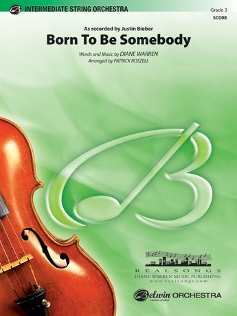 Born to Be Somebody - String Orchestra