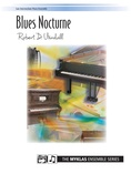 Blues Nocturne - Piano Duo (2 Pianos, 4 Hands) - Piano Duets & Four Hands