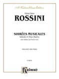 Rossini: Soirées Musicales, Volume II (Italian/French) - Voice