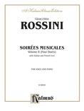 Rossini: Soirées Musicales, Volume II (Italian/French) - Voice