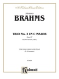 Brahms: Trio No. 2 in C Major, Op. 87 - String Ensemble