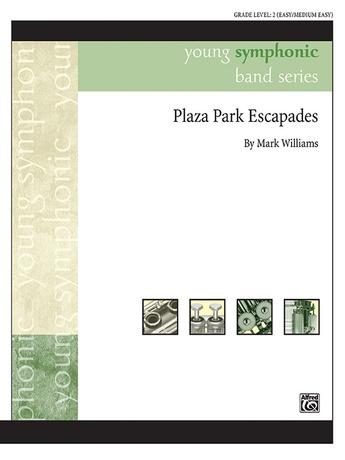 Plaza Park Escapades - Concert Band