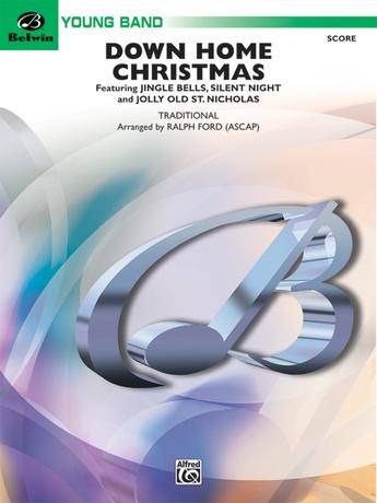 Down Home Christmas - Concert Band