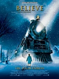 Believe (from The Polar Express) - Piano/Vocal/Chords