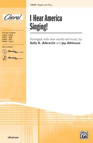 I Hear America Singing! - Choral