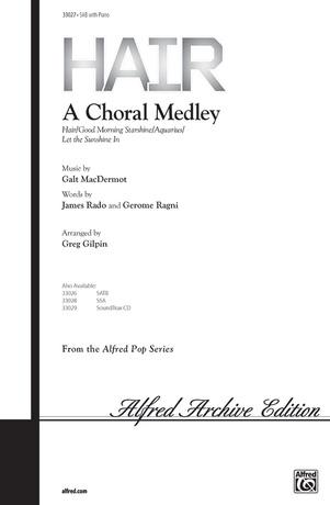 Hair: A Choral Medley - Choral