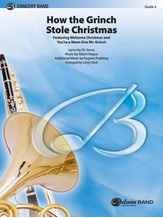How the Grinch Stole Christmas - Concert Band