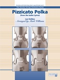 Pizzicato Polka (from the ballet Sylvia) - String Orchestra
