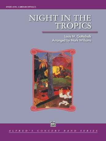 Night in the Tropics - Concert Band