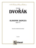 Dvorák: Slavonic Dances, Op. 72 - Piano Duets & Four Hands