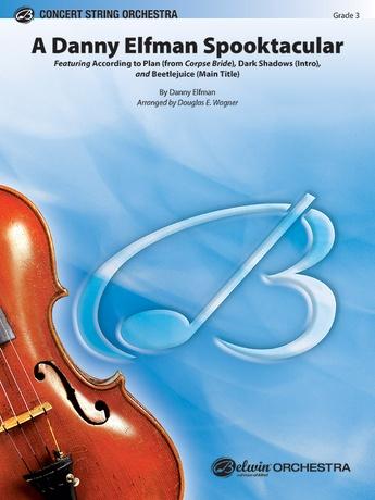 A Danny Elfman Spooktacular - String Orchestra