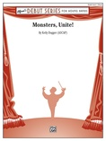 Monsters, Unite! - Concert Band