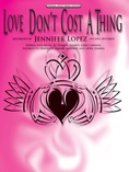 Love Don't Cost a Thing - Piano/Vocal/Chords
