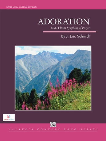 Adoration (Movement 1 from Symphony of Prayer) - Concert Band