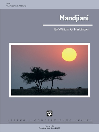 Mandjiani - Concert Band
