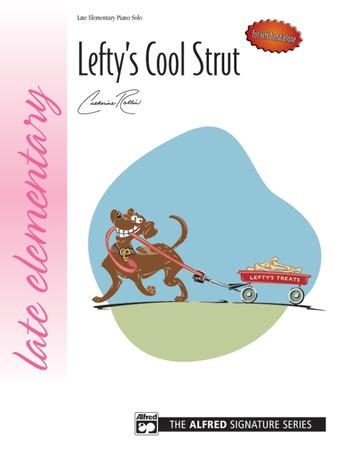 Lefty's Cool Strut - Piano Solo - Piano