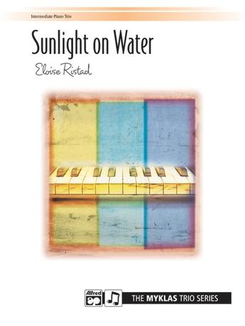Sunlight on Water - Piano Trio (1 Piano, 6 Hands) - Piano