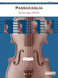 Passacaglia - String Orchestra